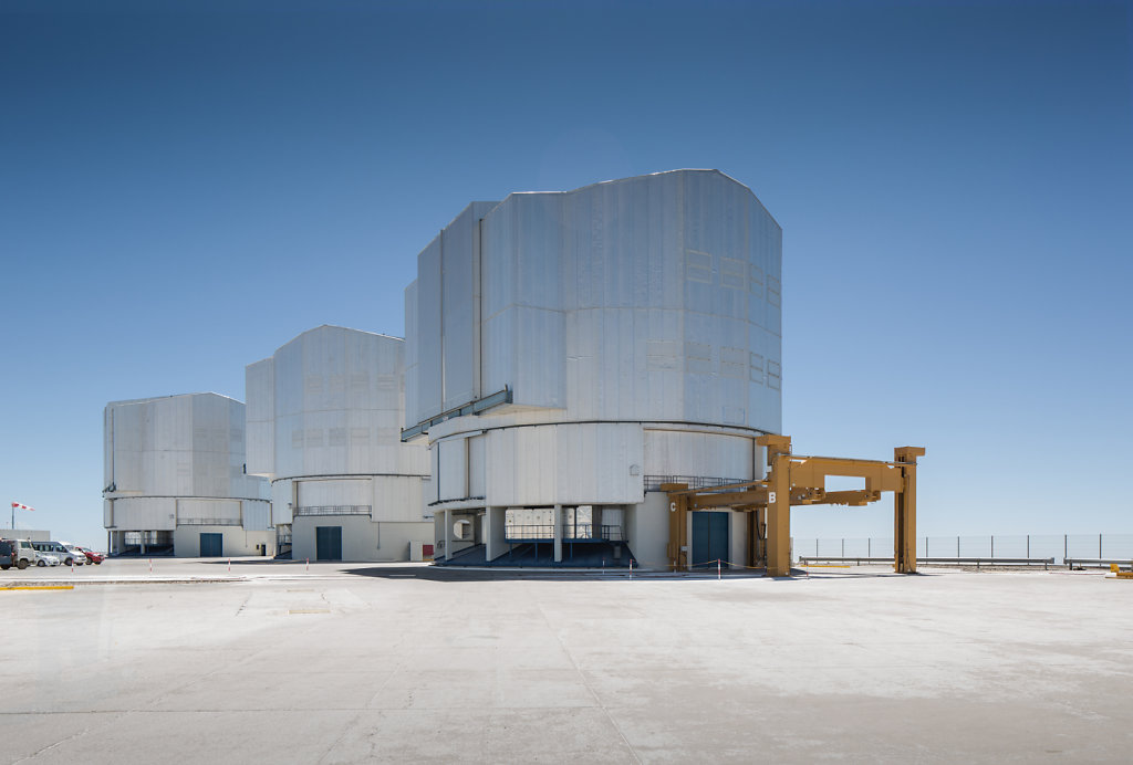 Very Large Telescope (VLT) ESO