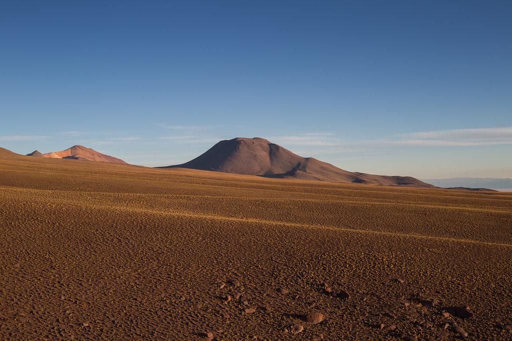 Flat Lands, From Atacama to Patagonia