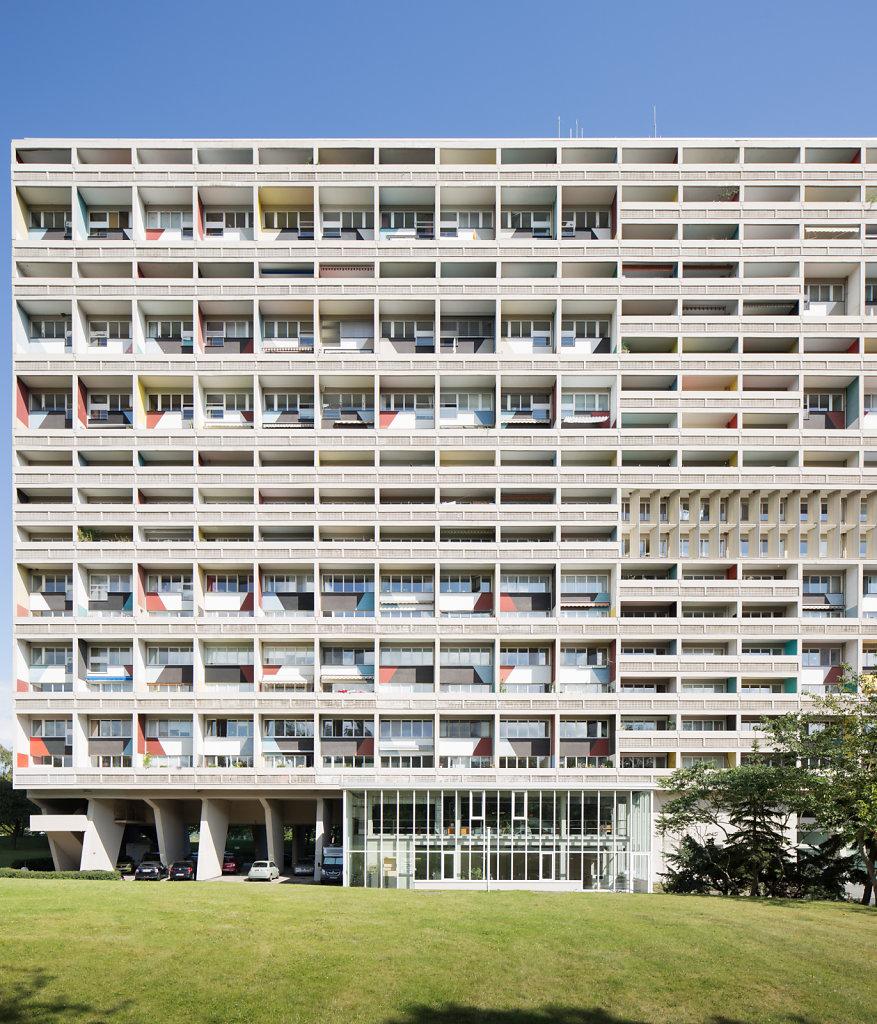 Unidad habitacional de Berlín
