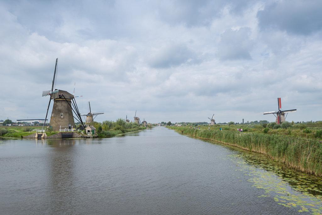 Windmills of Kinderdijk